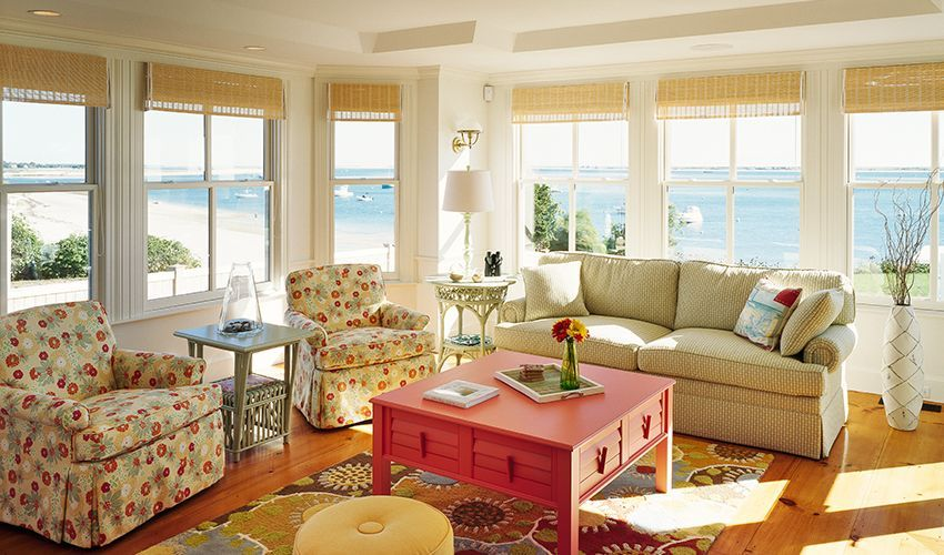 Cape Cod Decor Ideas - Home Decorating Ideas