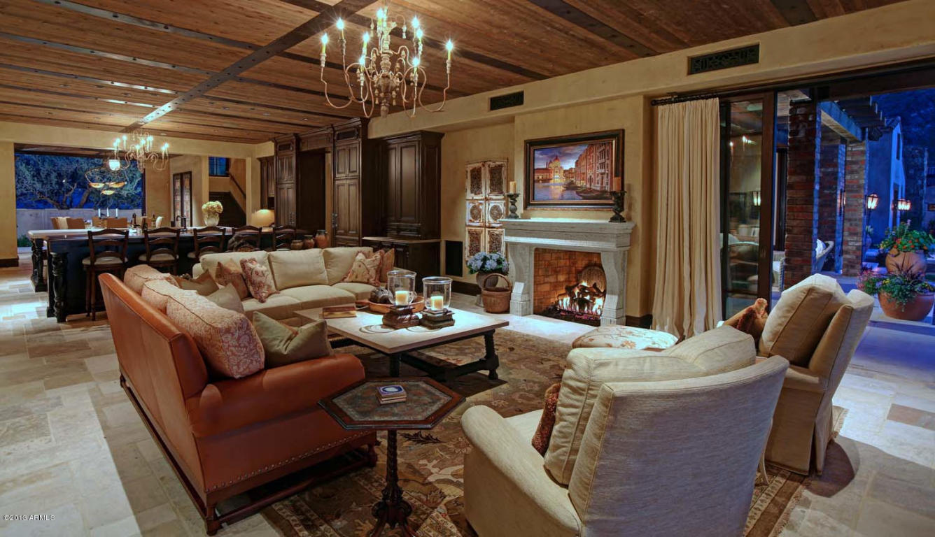 million dollar living rooms million dollar home in scottsdale arizona is 24 500 000 14605