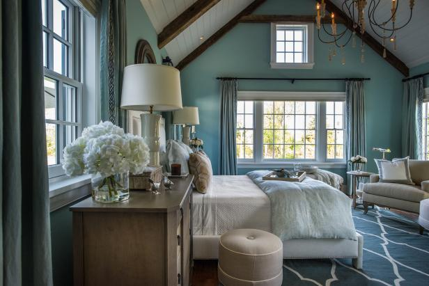 HGTV Dream Home 2015 Turquoise Bedroom on Dream Master Bedroom  id=62418